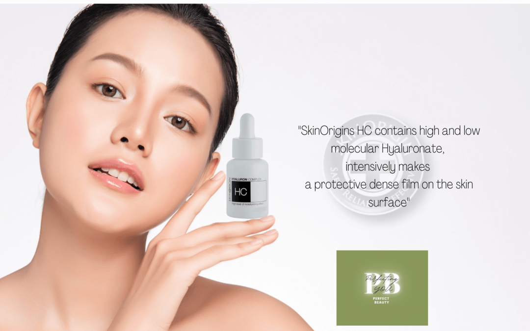 THE POWER OF HYALURONIC ACID