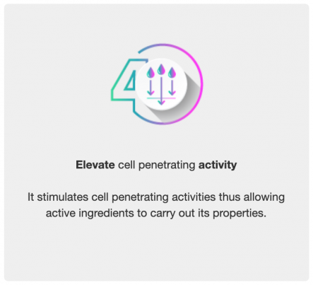 The Abilities of penta peptides