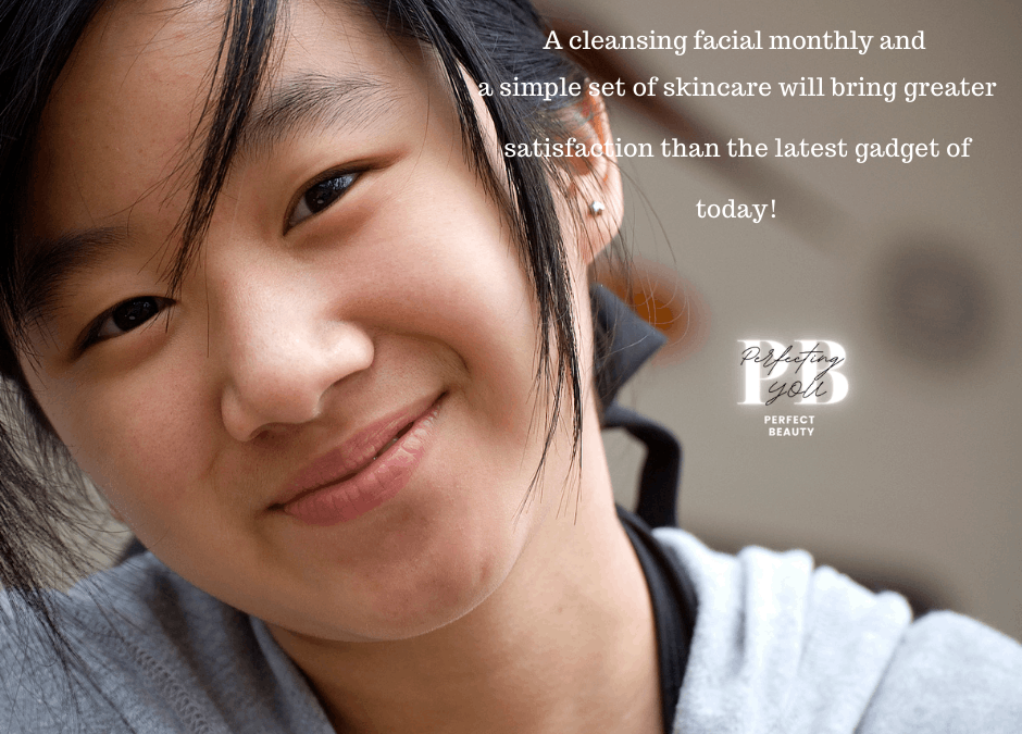 At What Age Should You Start Doing A Monthly Facial?